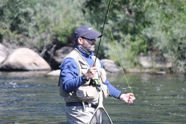 Chris Fly Fishing